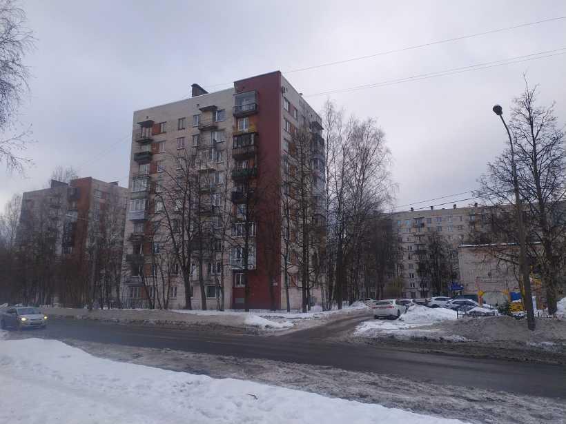ул. Карпинского 12