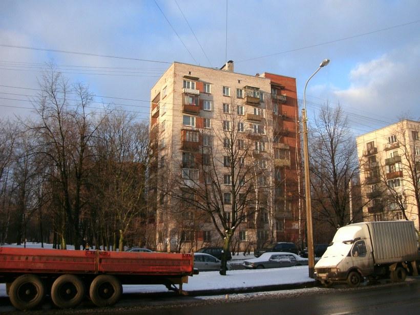 ул. Карпинского 34к1
