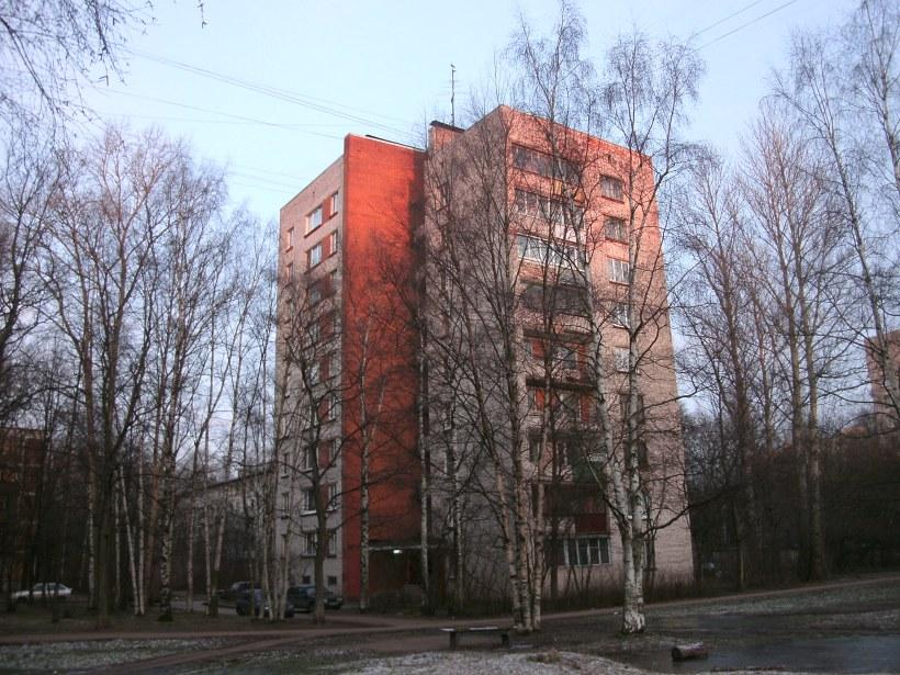 ул. Карпинского 34к3