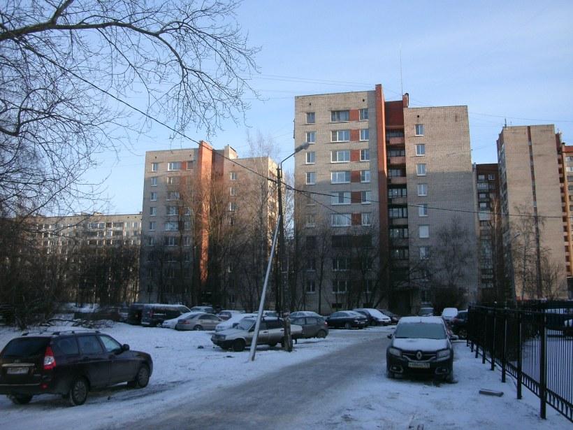 Павловская ул. 54к3