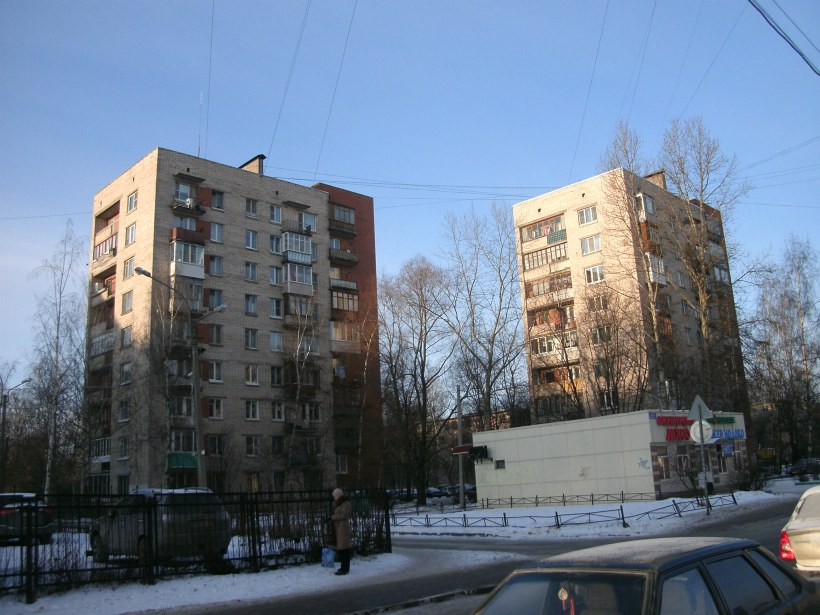 Павловская ул. 54к2