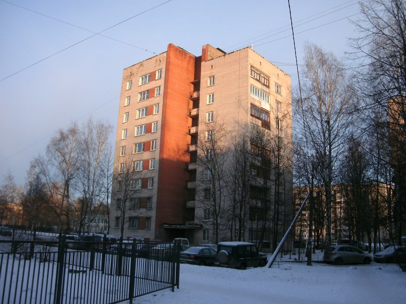 Пролетарская ул. 95