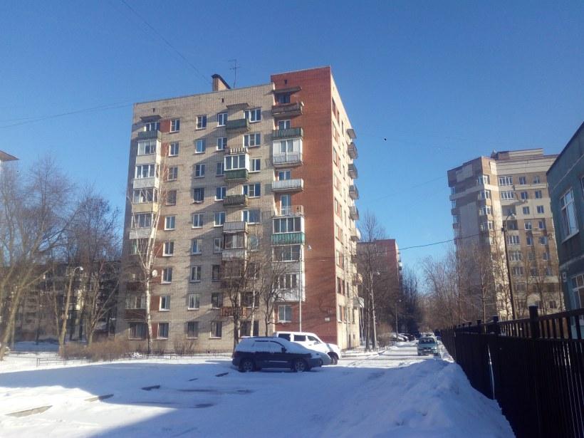 ул. Крыленко 11к2
