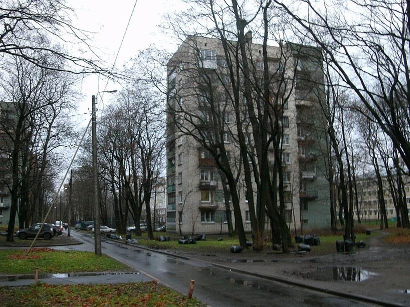 Новороссийская ул. 22к2