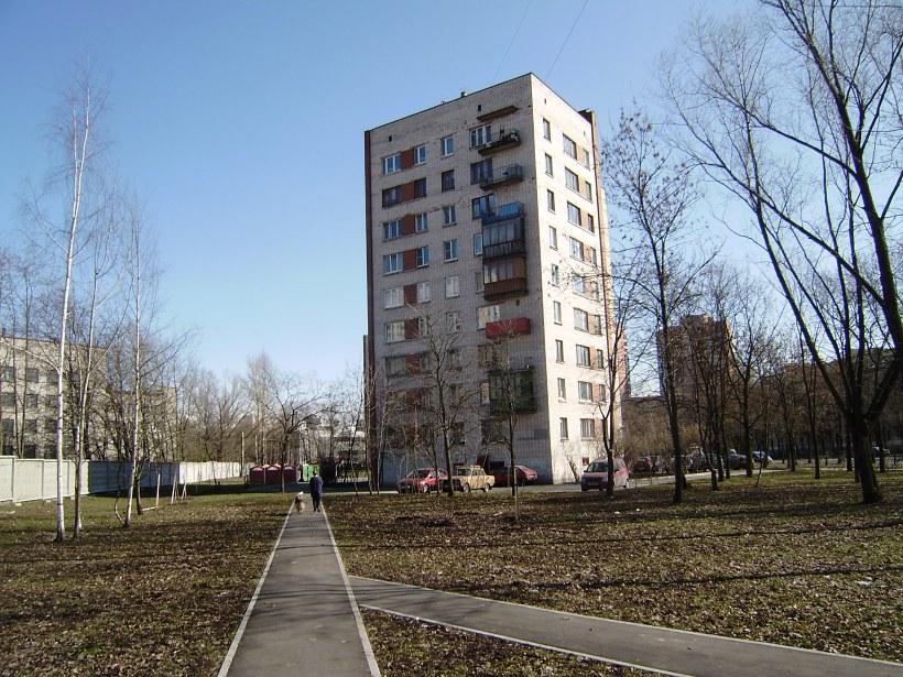 ул. Ленсовета 52