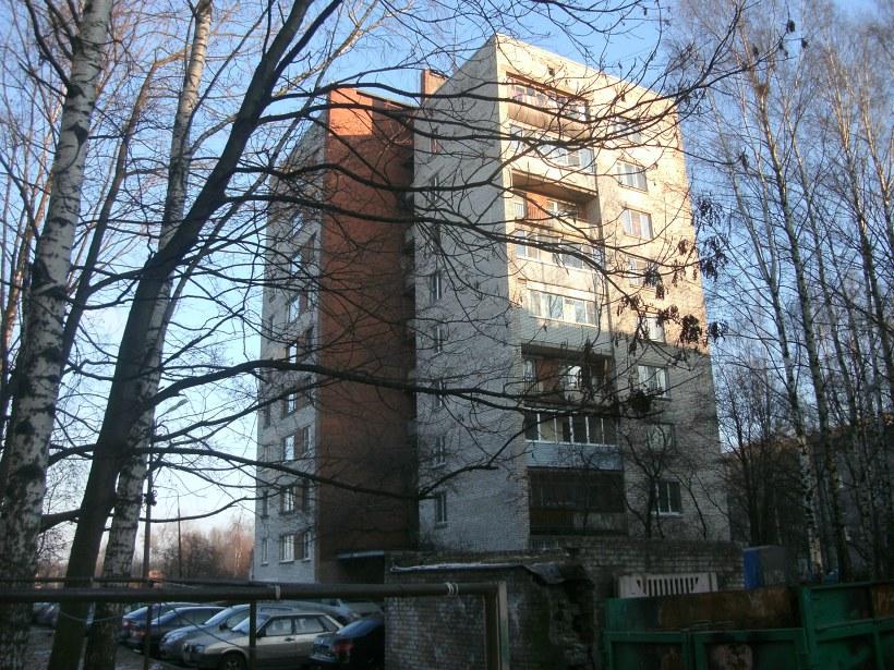 ул. Богайчука 4