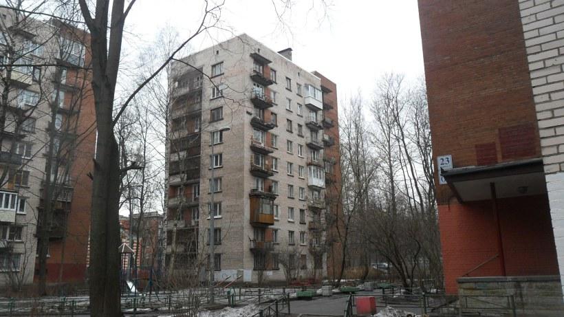ул. Орбели 25к2