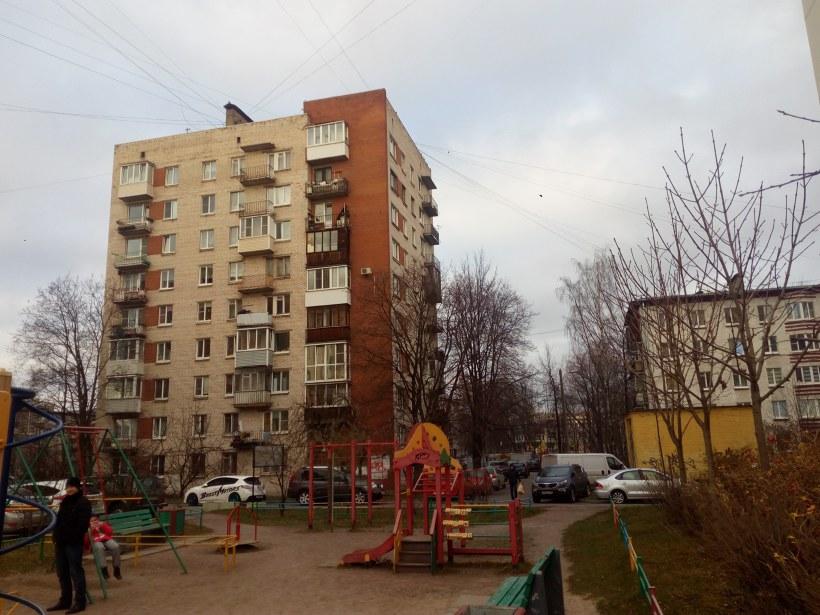 ул. Пограничника Гарькавого 40к1
