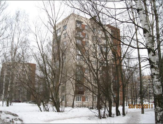 ул. Пограничника Гарькавого 41