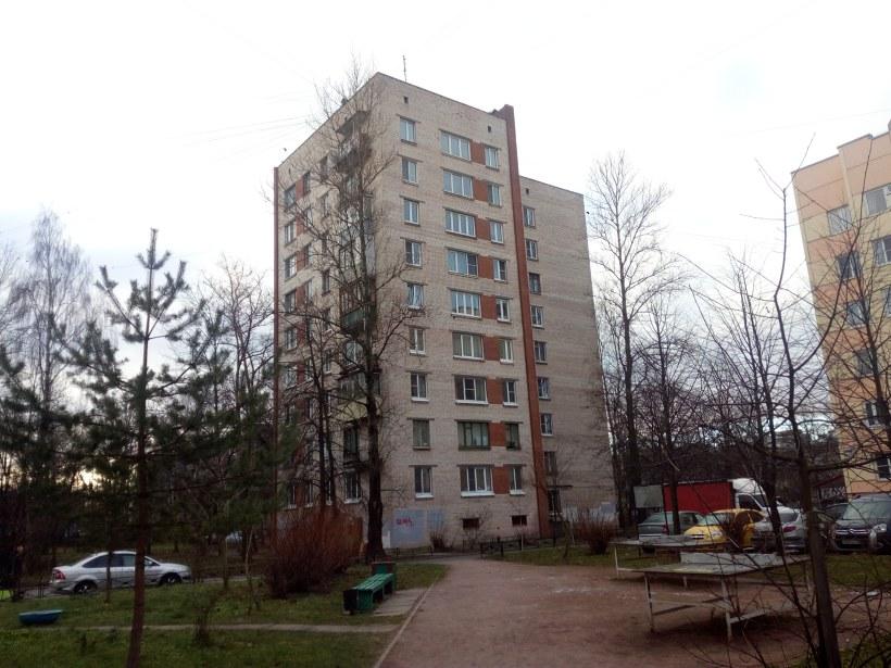 ул. Пограничника Гарькавого 42к1
