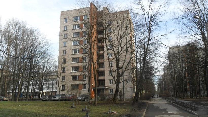 Новороссийская ул. 8к2