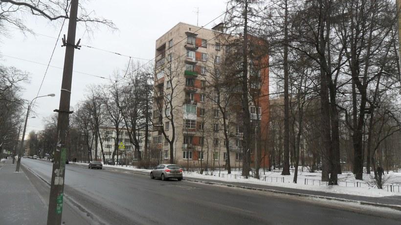 Новороссийская ул. 22к1
