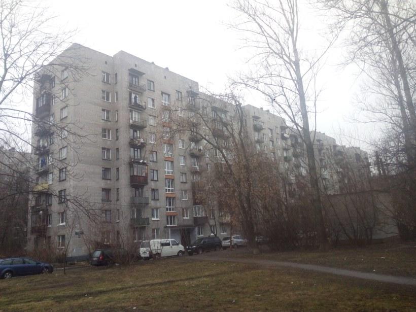 Будапештская ул. 38к4