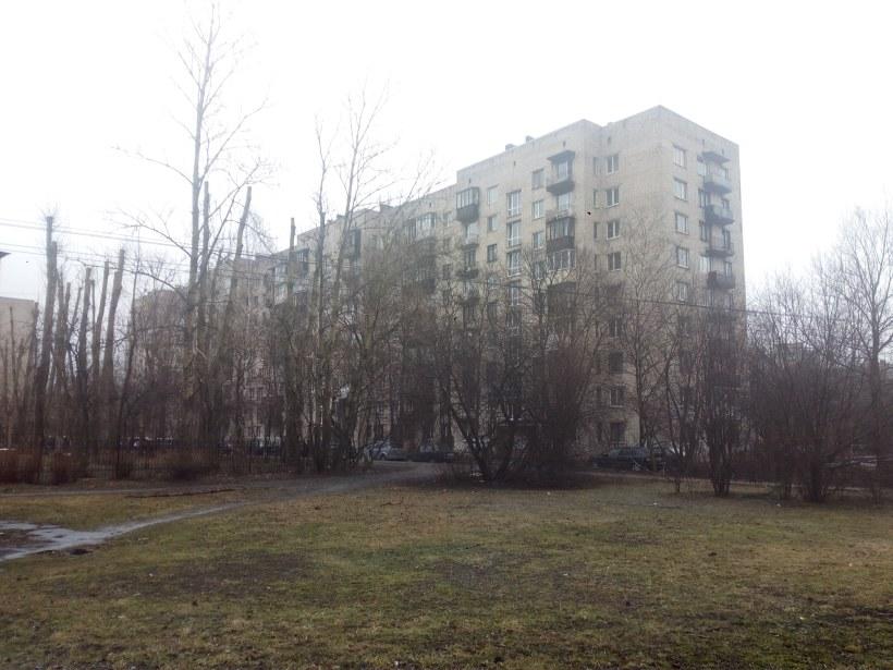 Будапештская ул. 42к3