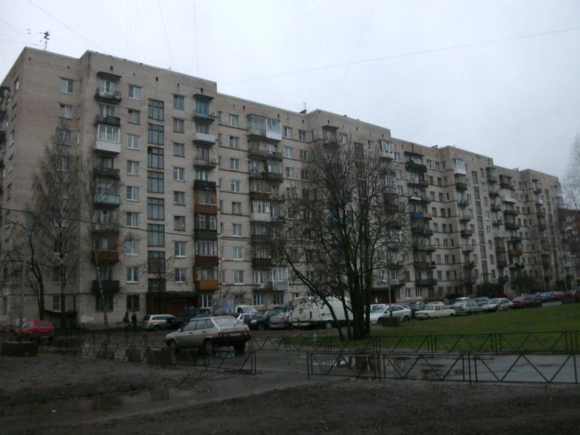ул. Верности 13к1