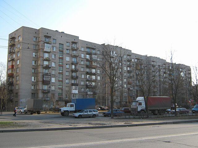 пр. Ветеранов 152к1