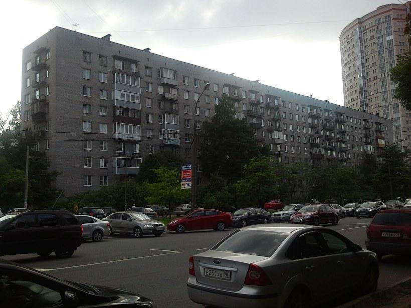 Дачный пр. 17к1