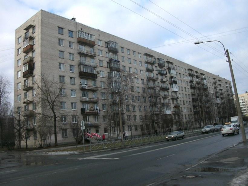 ул. Веры Слуцкой 87