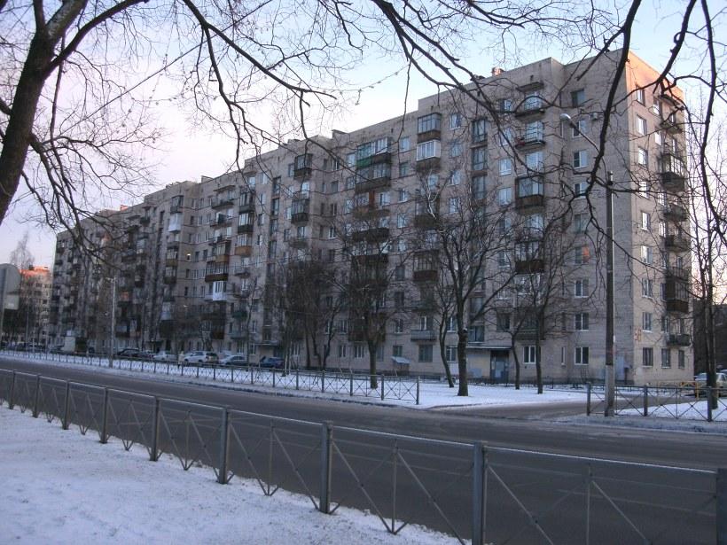 Пролетарская ул. 58