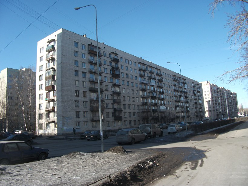 ул. Лени Голикова 47к1