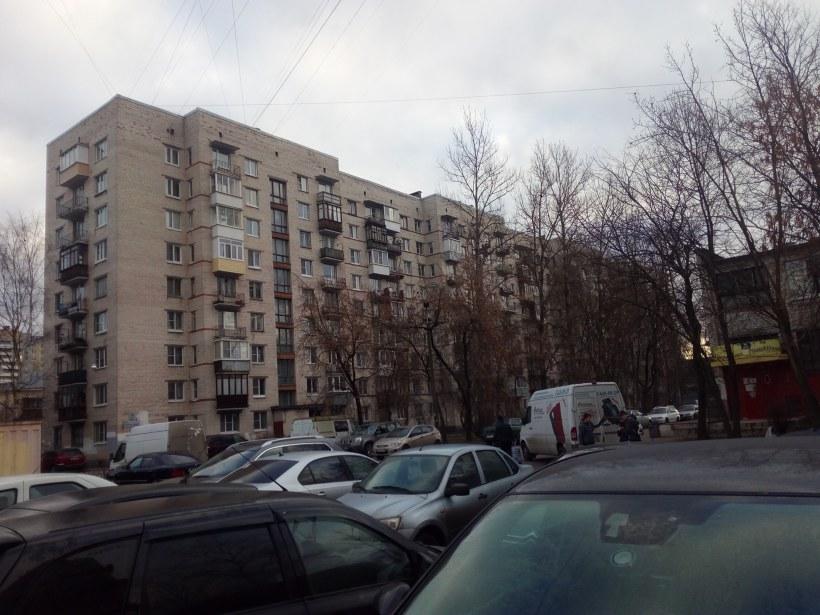 ул. Пограничника Гарькавого 36к2