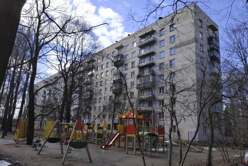 ул. Карбышева 4к1
