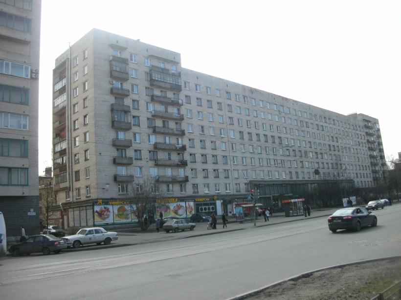 Торжковская ул. 11