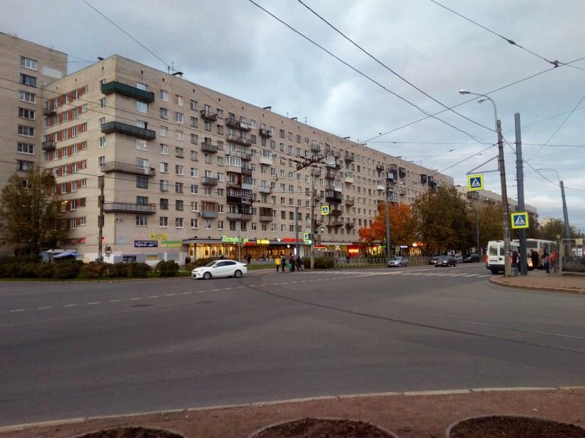 пр. Ветеранов 143к1