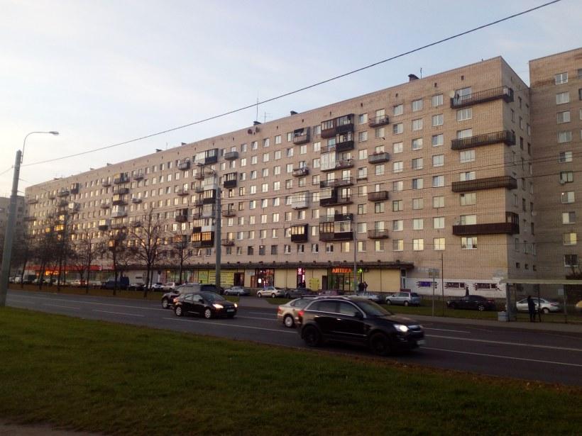 пр. Ветеранов 151к1