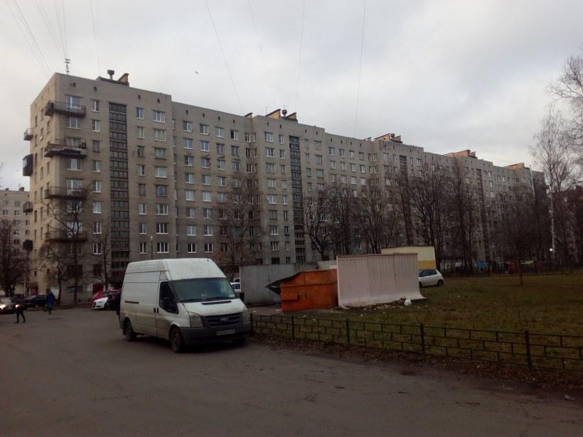 ул. Пограничника Гарькавого 34к1