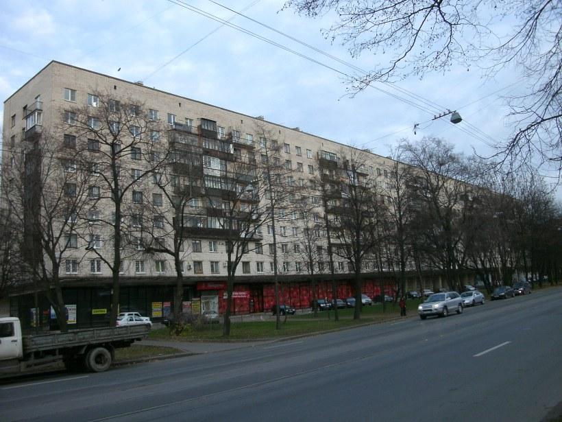 2-й Муринский пр. 10к1