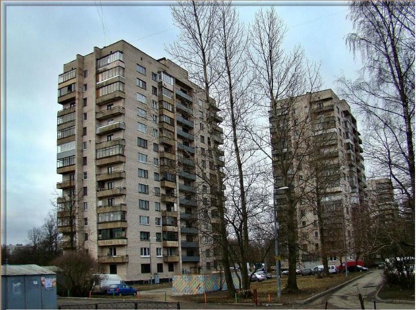 Бестужевская ул. 34 и 36