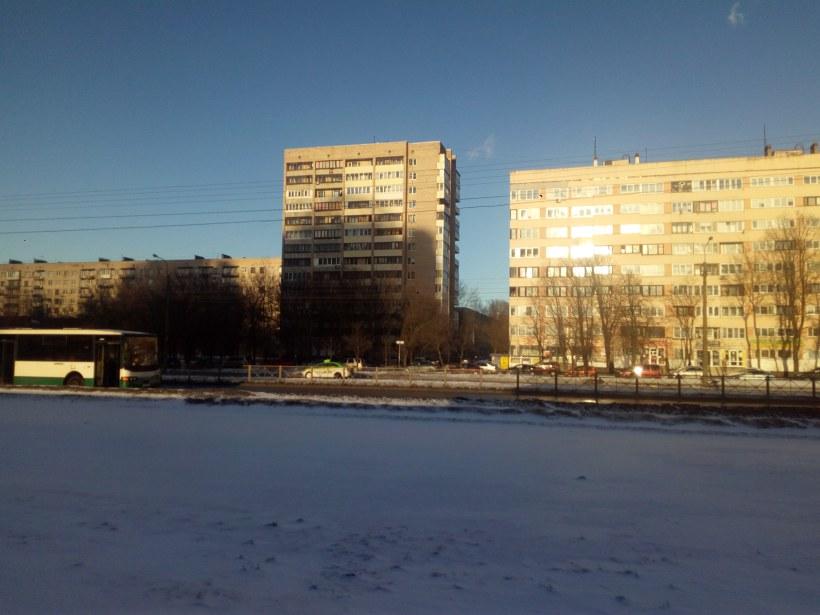 Бухарестская ул. 76
