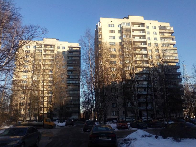 ул. Замшина 25к3 и 25к4