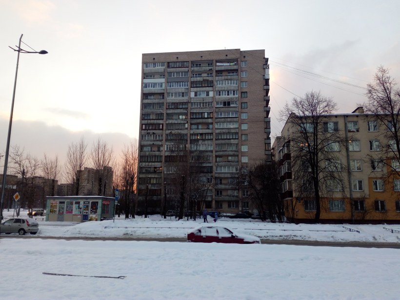 Звездная ул. 24