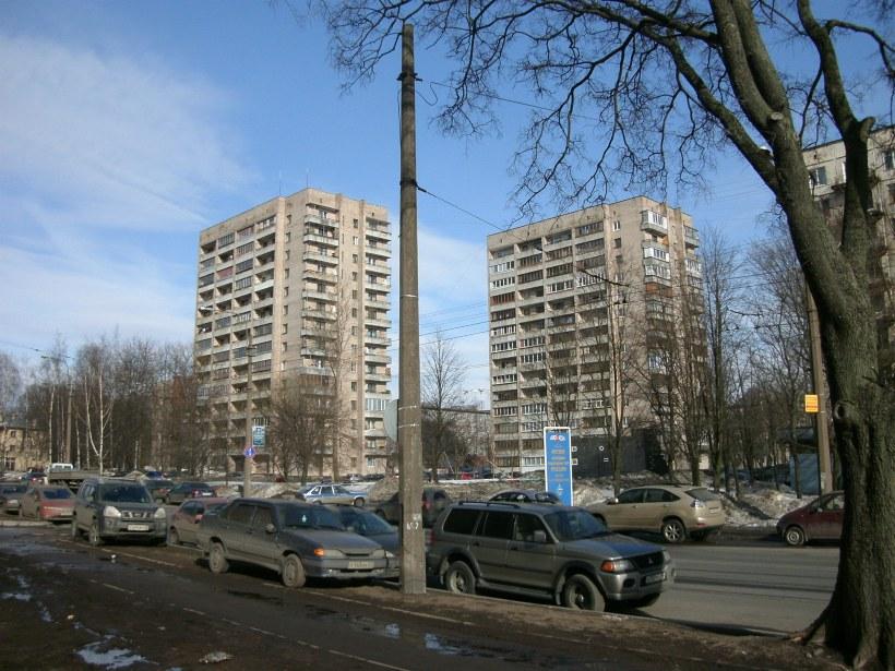 Кондратьевский пр. 75к1 и 77к1