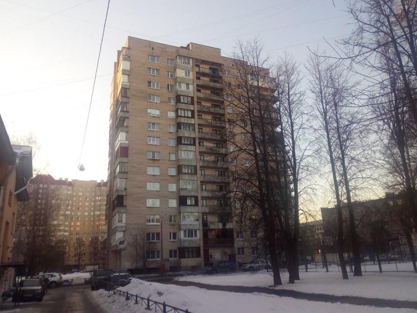 Кондратьевский пр. 85к2