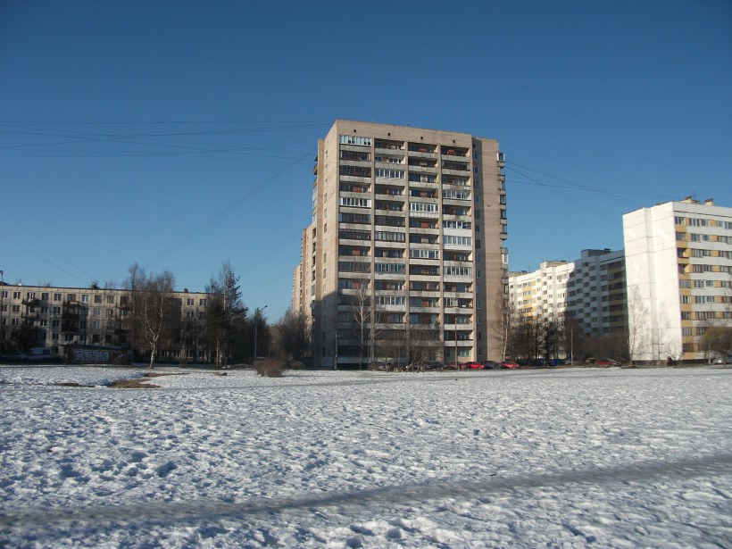 ул. Летчика Пилютова 21