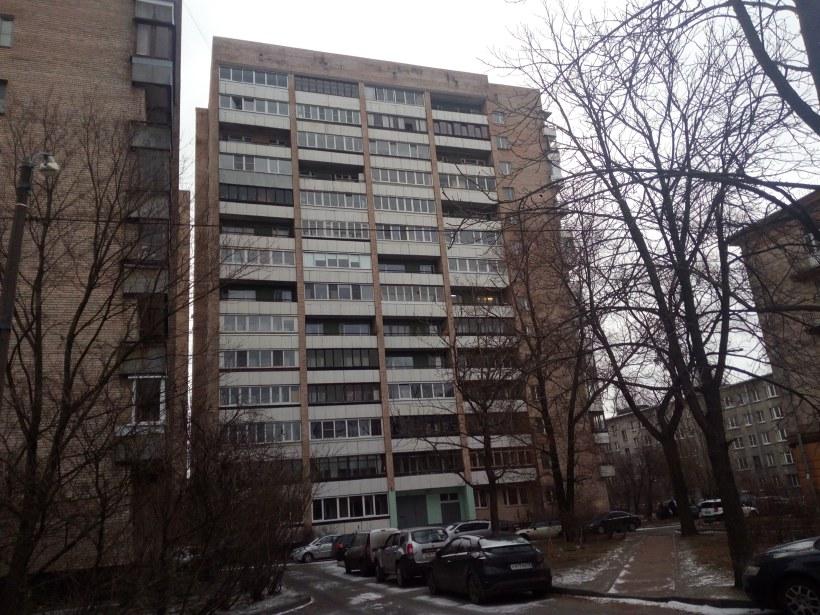 Малая Балканская ул. 4к3