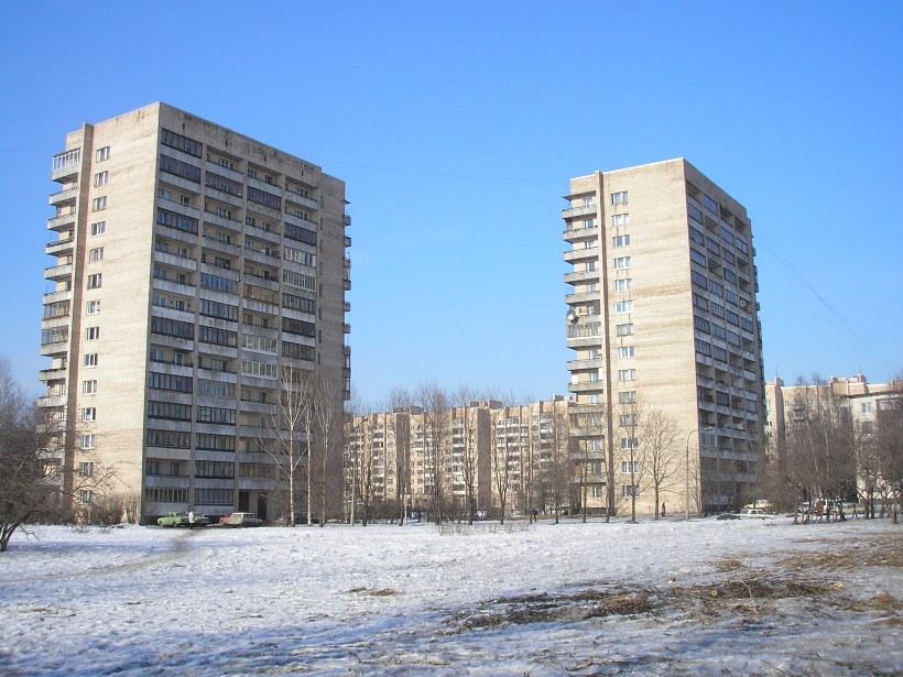 Пискаревский пр. 46к2 и 48к1
