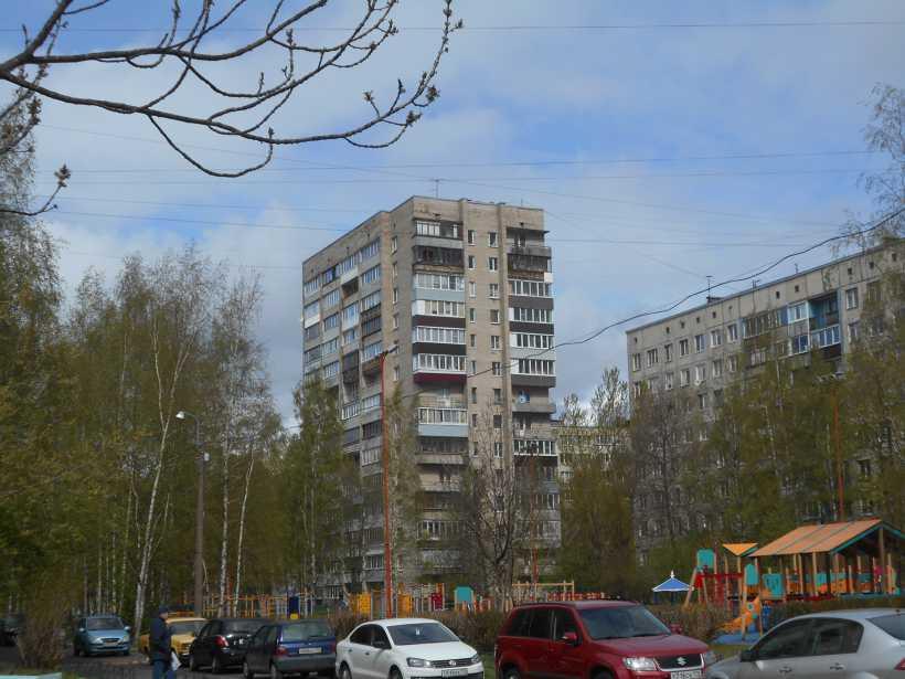 ул. Подвойского 33к1