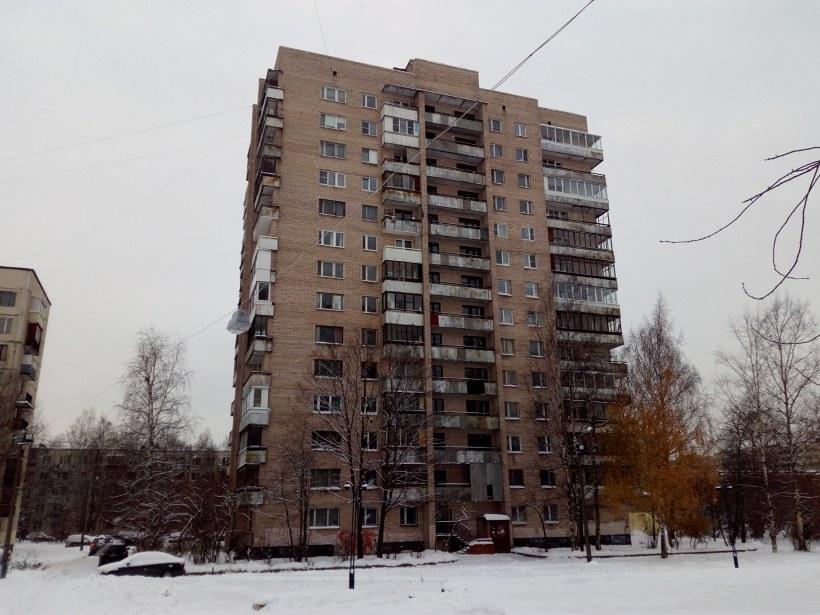 ул. Подвойского 36к2