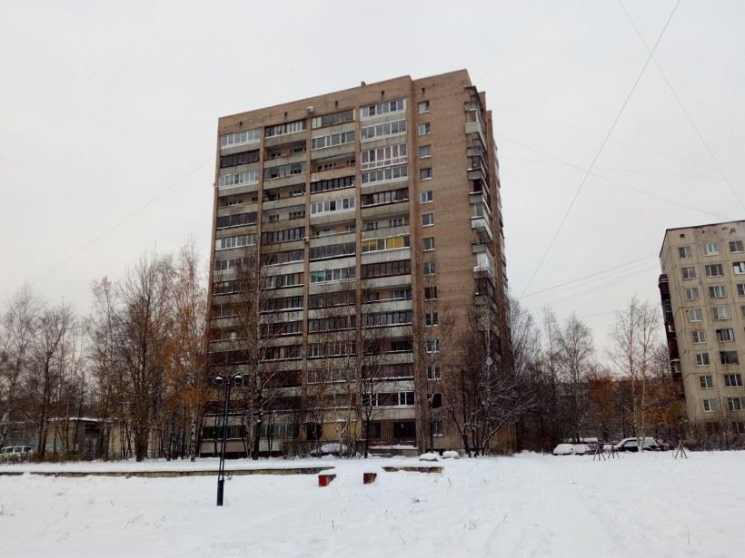 ул. Подвойского 40к2