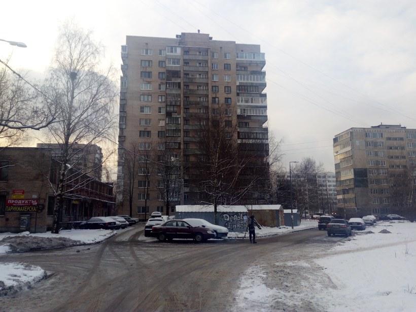 Софийская ул. 26к1