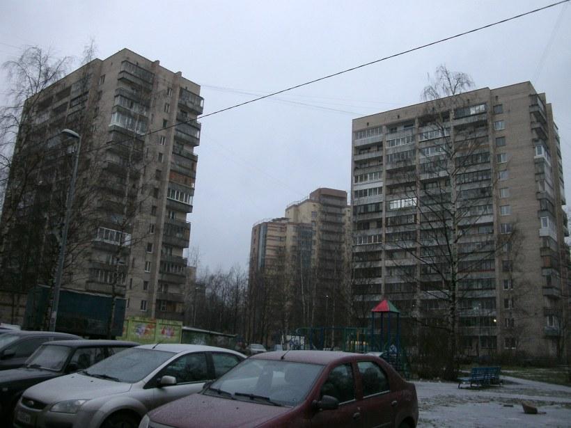 ул. Софьи Ковалевской 14к2 и 14к3