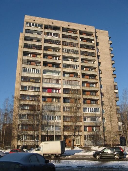 ул. Турку 12к1