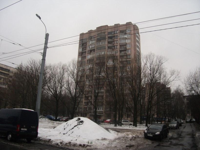 Гражданский пр. 126к1