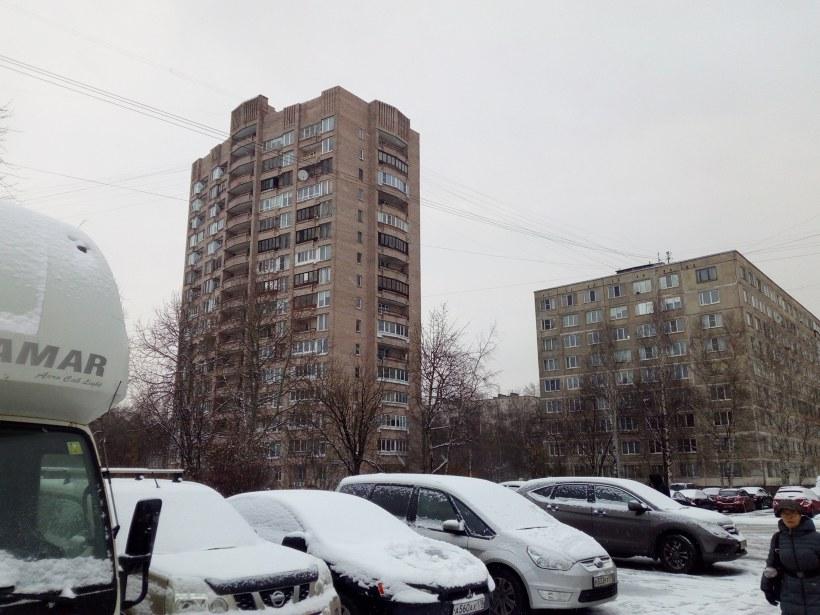 ул. Подвойского 18к1