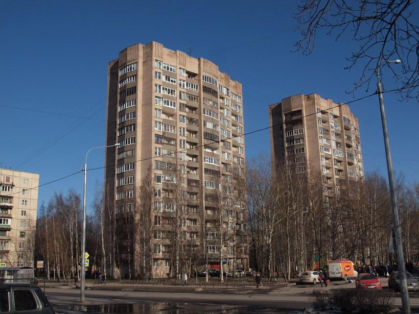 ул. Ушинского 37к1 и 37к2