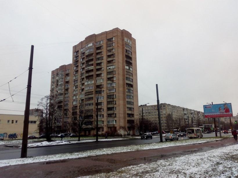 ул. Подвойского 32